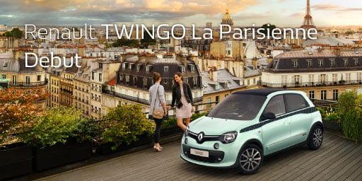 TWINGO La Parisienne