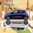 TWINGO PH MACARON