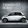 Renault TWINGO GT BLANC Debut
