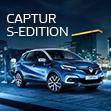 Renault CAPTUR S-EDITION Debut