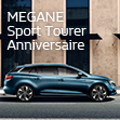 Renault MEGANE Sport Tourer Anniversaire Debut