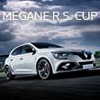 Renault MEGANE R.S. CUP Debut.