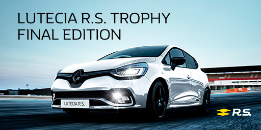 LUTECIA R.S. TROPHY FINAL EDITION