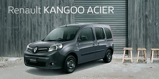 Renault KANGOO ACIER Debut.