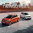 Renault TWINGO VIBES Debut.