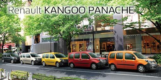Renault KANGOO PANACHE Debut.