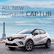 ALL NEW Renault CAPTUR Debut.